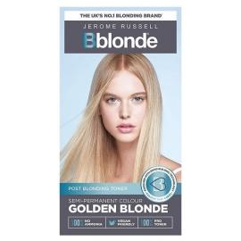 Plaukų dažai Toner Gold Blonde, JR535023