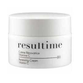 Resultime Renewing Cream odą skaistinantis, jauninamasis kremas (su vitaminu C)