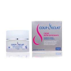 Coup d'Eclat odą deguonimi aprūpinantis drėkinamasis kremas (su hialuronu)