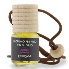 Kvapas automobiliui Erbolinea Auto Vin Di Vino ERBPRVINDIVINO, 5 ml