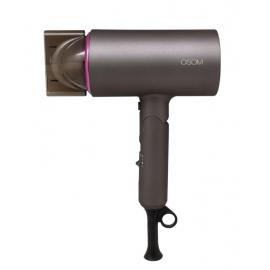 Plaukų džiovintuvas Osom OSOM7004GRHD, 1400 W, pilkos spalvos