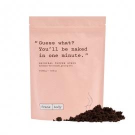 Kūno šveitiklis original coffee