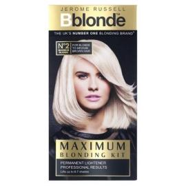 Šviesinimo rinkinys plaukams Blonding Kit nr. 2, JR534224