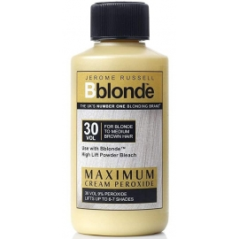 Oksidacinė emulsija Jerome Russell Maximum Cream Peroxide, JR534233, 40 vol., 12%, 75 ml