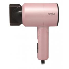 Plaukų džiovintuvas Osom OSOM7017PIHD, 1100 W, rožinės spalvos, mini