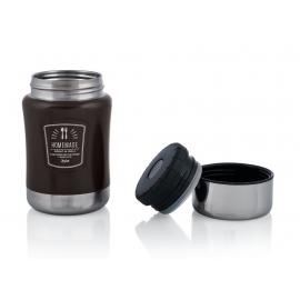 Maistinis termosas Zyle HomeMade ZY0500BRFC, 0,5 l, rudas