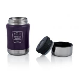 Maistinis termosas Zyle HomeMade ZY0500PLFC, 0,5 l, violetinis
