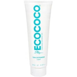 Losjonas palaikantis odos įdegį ECOCOCO Tan Extender ECO00800, šviesus, 250 ml