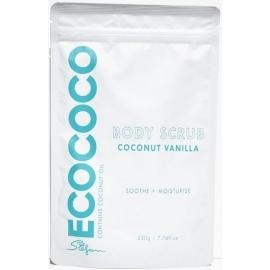 Kūno šveitiklis Coconut Vanilla,