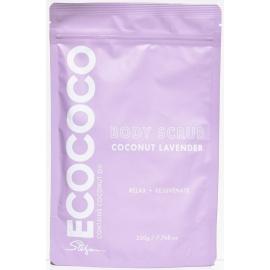 Kūno šveitiklis Coconut Lavender