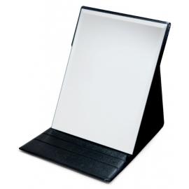 """Sulankstomas veidrodis """"Black ST453SB"""", juodos spalvos, didina 7x"""