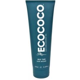 Savaiminio įdegio losjonas ECOCOCO Dark Self-Tanning Lotion ECO00955, tamsus, 250 ml