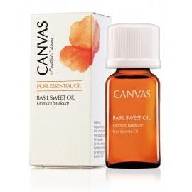 Eterinis aliejus Basil Sweet Oil, CAN301020, 100% natūralus saldaus baziliko aliejus, 12 ml