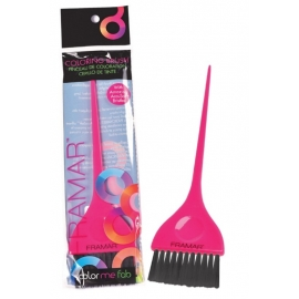 Dažymo šepetėlis Framar Single Color Brush Pink FRA91010