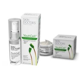 Skin Doctors rinkinys nuo raukšlių veido ir paakių odai (su kamieninėmis lastelėmis)