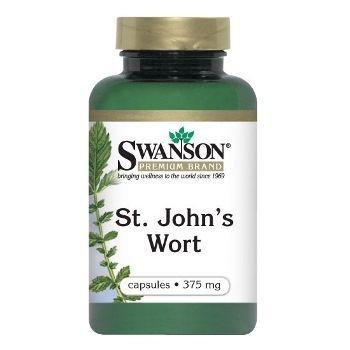 Swanson Premium Brand Jonažolė N60 375 mg maisto papildas, skirtas įtampai, nerimui, dirglumui mažinti