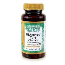 Swanson Superior Herbs Vyšnių Koncentratas (TartCherry) N60 maisto papildas sąnariams ir širdžiai