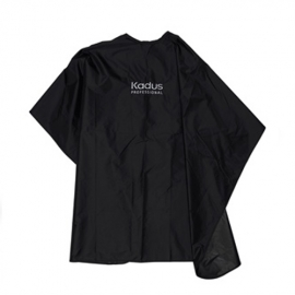 Kadus Professional Juoda pelerina Kadus Coloring Cape Gown Black