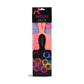 Framar Mentelės plaukų tonavimui ir sruogelių dažymui Framar Board & Paddle Set 2 vnt.
