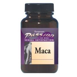 Swanson Superior Herbs Maka (Maca) 500 mg N60 maisto papildas padėsiantis pagerinti lytinio gyvenimo kokybę