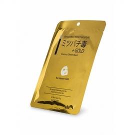 MITOMO Veido kaukė su auksu ir bičių nuodais MITOMO Bee Venom+Gold Face Mask 25g
