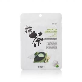 MITOMO Veido kaukė su arbatmedžio aliejumi MITOMO Tea Tree Essence Face Mask 25g