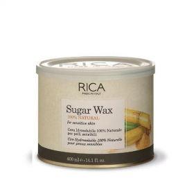 Rica Cukraus vaškas jautriai odai indelyje Rica Sugar Wax 400ml