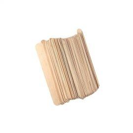 Mediniai pagaliukai depiliacijai dideli 100vnt K/070/100DK