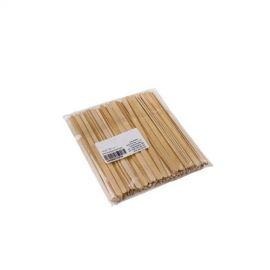 Mediniai pagaliukai depiliacijai maži 100vnt K/070/100M