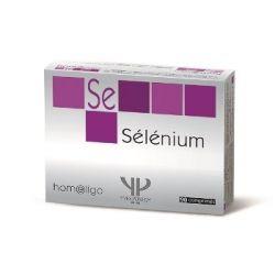 Yves Ponroy Selenas HomeOligo maisto papildas su saldikliu