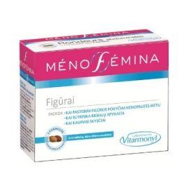 Yves Ponroy Vitarmonyl Laboratoires MenoFemina maisto papildas figūros pokyčiams, vykstantiems menopauzės metu, sumažinti