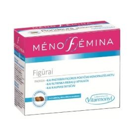 Yves Ponroy Vitarmonyl Laboratoires MenoFemina maisto papildas