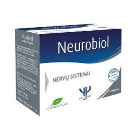 Yves Ponroy Neurobiol maisto papildas normaliai protinei veiklai, atminčiai, koncentracijai ir dėmesiui