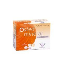 Yves Ponroy Osteo Mineral Ca + Mg maisto papildas