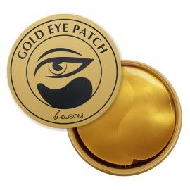 Hidrogelio paakių pagalvėlės Be Osom Gold Hydrogel Eye Patch BEOSOMEPG, su auksu, 60 pagalvėlių